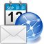 69 Blue Weather Icon iWidget - 1.0