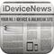 iDeviceNews App - 1.0