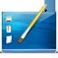 A ChalkBoard Siri Red Style - 1.0