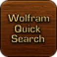 Wolfram Quick Search